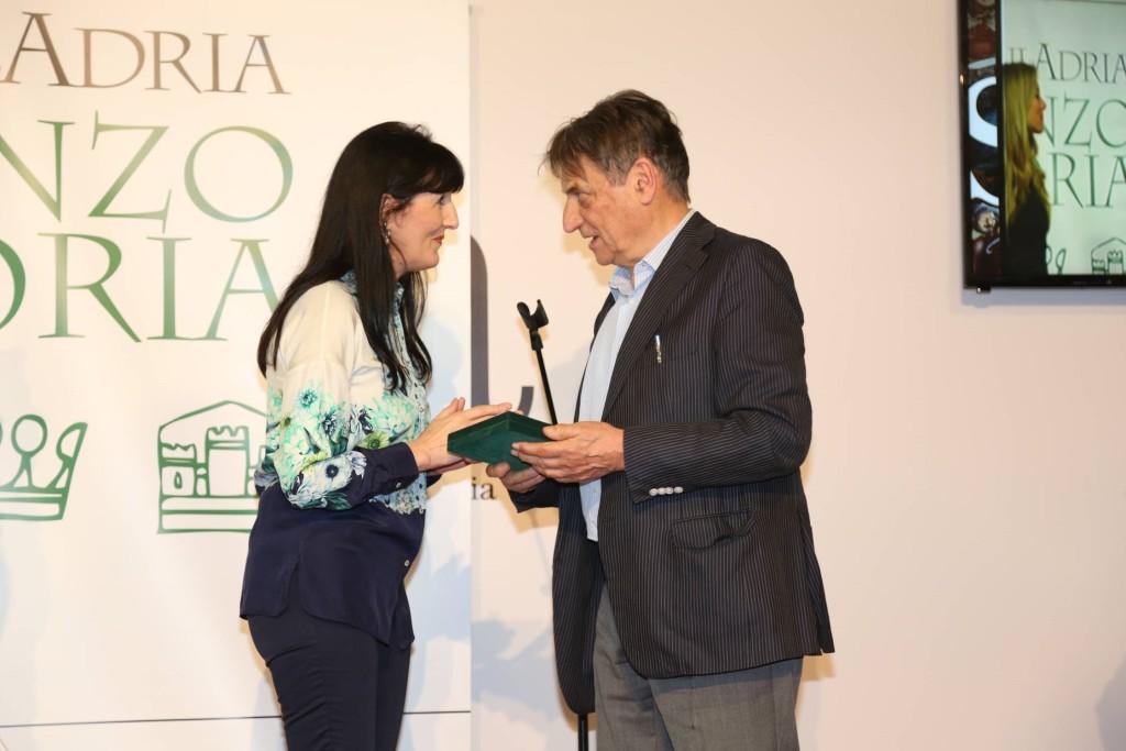 Premio Friuladria 2016 Claudio Magris