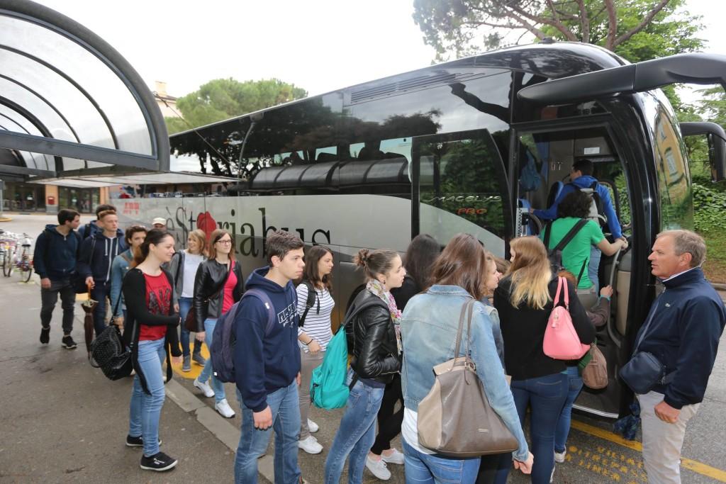 èStoriabus Sul Fronte dell'Isonzo