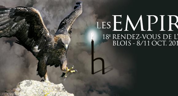 èStoria a Blois per il Rendez-vous de L'histoire
