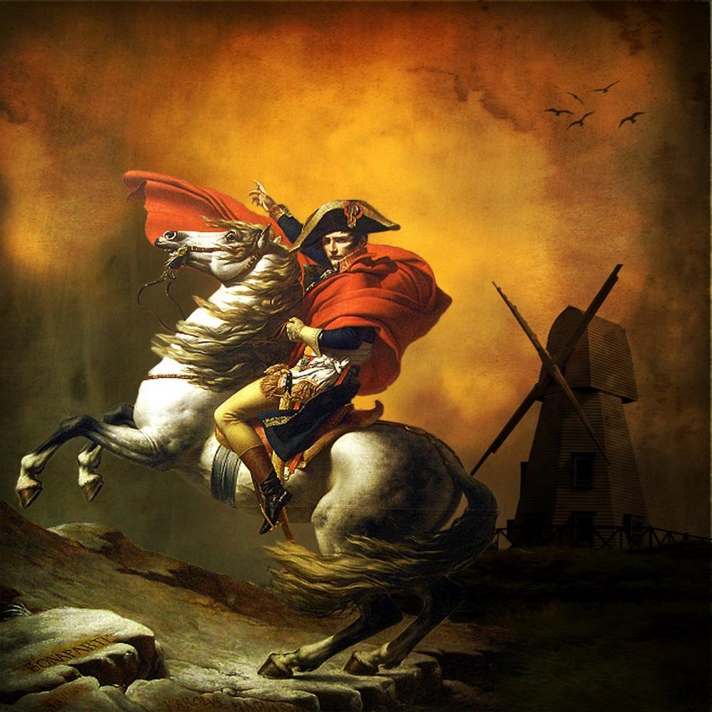 Napoleone incoronato Re d'Italia
