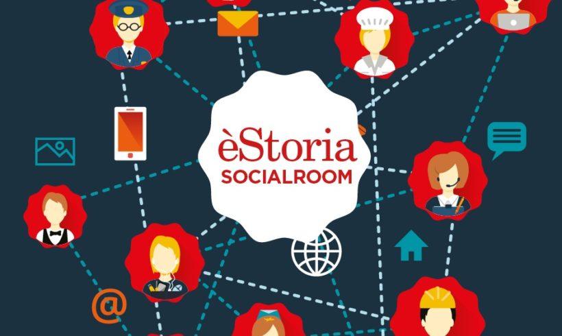 èStoria social room