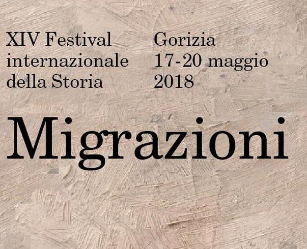 Migrazioni – Comunicato Stampa èStoria 2018