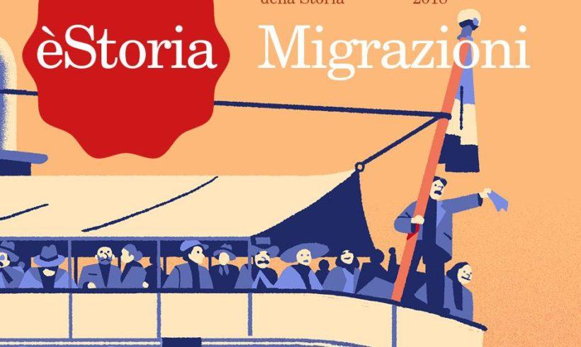 Migrazioni – Rassegna stampa èStoria 2018