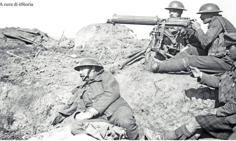 L'Europa alla fine della Grande Guerra